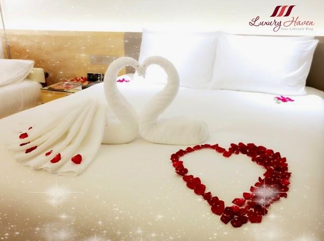 doubletree johor bahru wedding anniversary celebrations swan