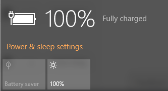 how to solve plugged in not charging problem