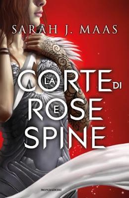 copertina italiana del libro la corte di rose e spine