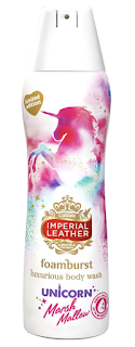 Imperial Leather Unicorn Shower Cream Foamburst