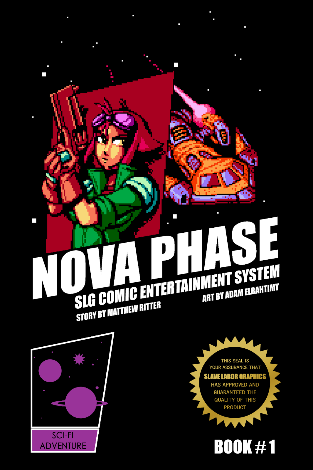 Nova Phase Book One