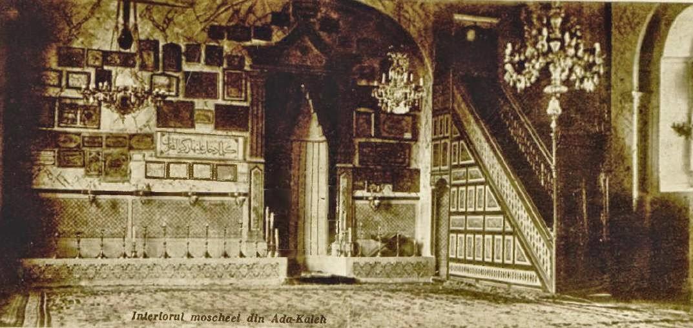 Moschee - interior
