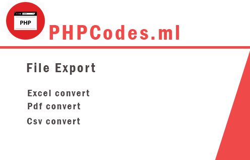 how to file export jquery
