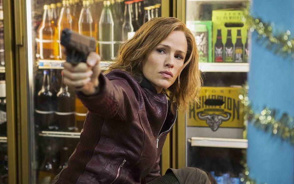 """Jennifer Garner retorna à ação no trailer de """"A Justiceira"""""""