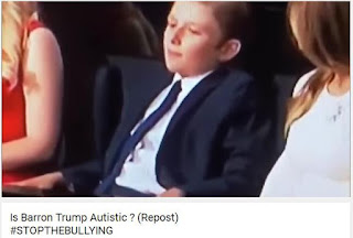 Melania Trump, Barron Trump Autistic, Barron Autism