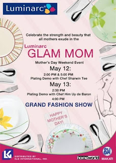 Luminarc Glam Mom For Mother's Day
