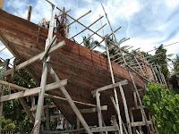 Di Jual Kapal Phinisi Terbaru Dengan Harga Murah Panjang 29 Meter