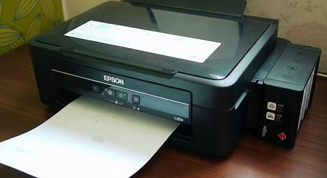 adalah printer L series dari Epson yang memiliki banyak fitur serta harga yang relatif te Spesifikasi Printer Epson L350 All in one Terbaru