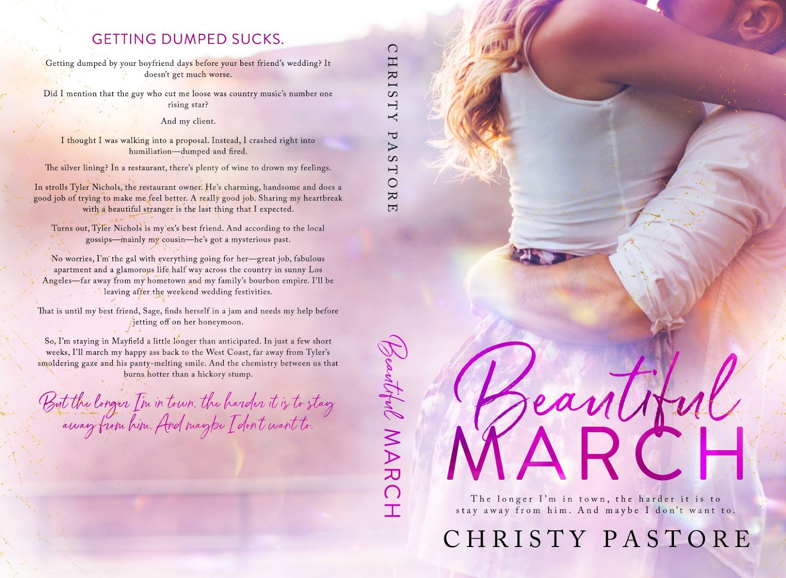 Book-Lover ***: ~*COVER REVEAL*~ Beautiful March by Christy