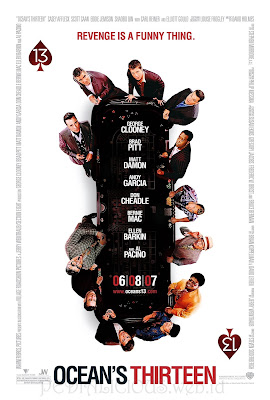 Sinopsis film Ocean's Thirteen (2007)