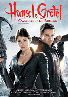 Hansel and Gretel: Witch Hunters [Latino]