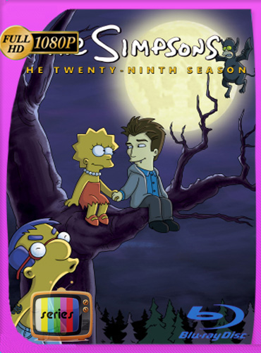 Los Simpsons  Temporada 29 HD [1080p] Latino [GoogleDrive] ​TeslavoHD