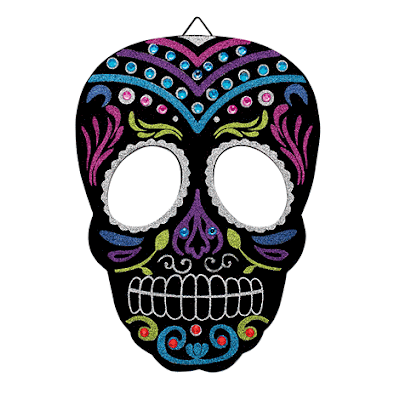 Avon - Day of the Dead Hanging Skull