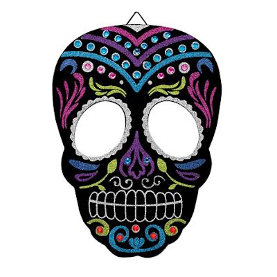 Avon - Day of the Dead Hanging Skull