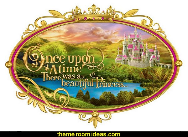Princess Announcement Wall Decal