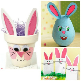 36 BUNNY CRAFTS FOR KIDS. Such cute ideas! Pinning for later #eastercraftsforkids #bunnycrafts #easterbunnycrafts #paperplatebunny #eastercrafts