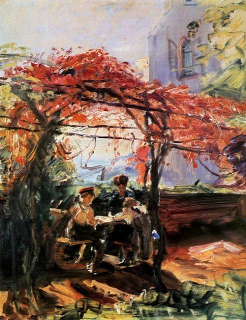 Arte Max Slevogt A German Impressionist Painter