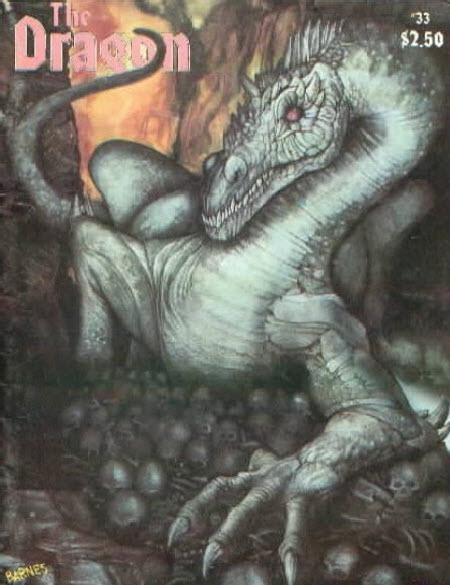 Imagen de la revista australiana The Dragon