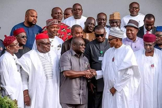 N500BN ENYIMBA ECONOMIC CITY : UPP commends @MBuhari, congratulates @GovernorIkpeazu