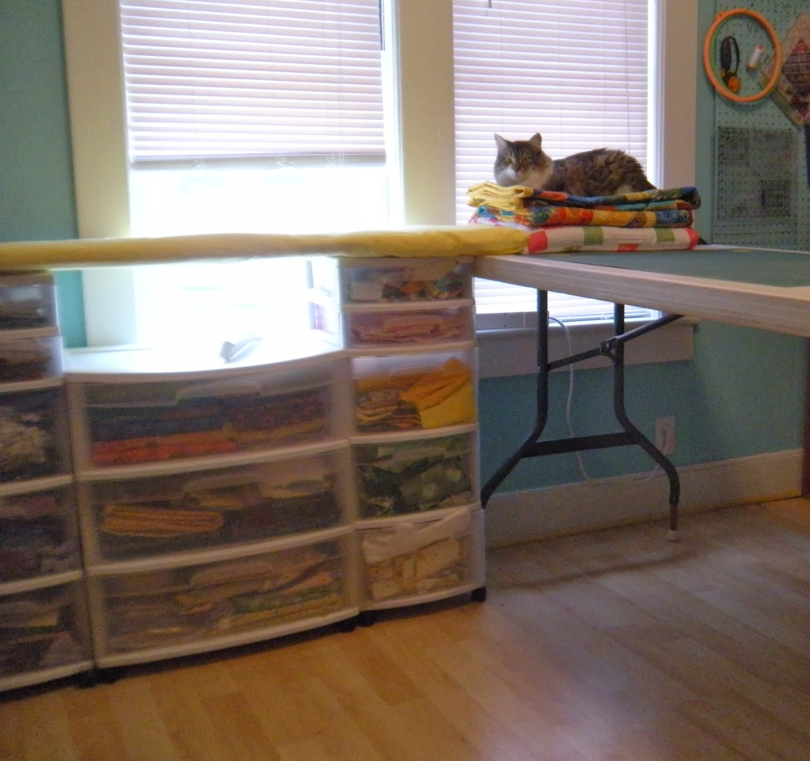 Life in the Scrapatch: DIY Ironing Board Project Tutorial ...