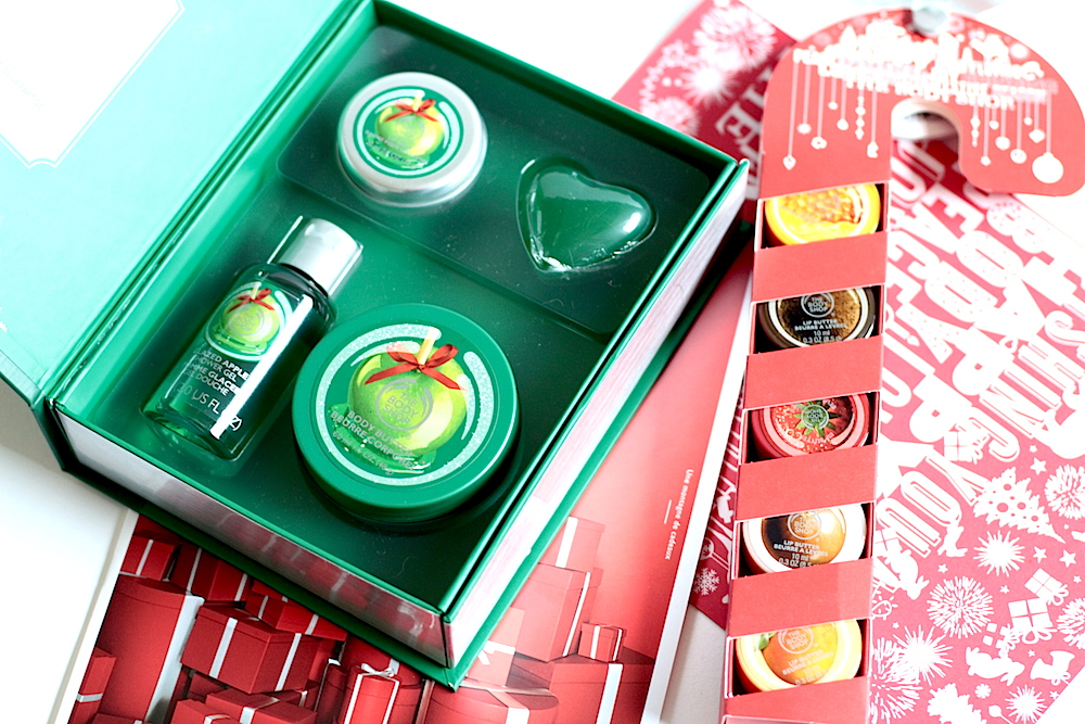 coffrets noel the body shop avis test