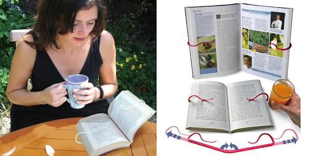 suporte para leitura cinco produtos baratos para leitores livros e reticencias
