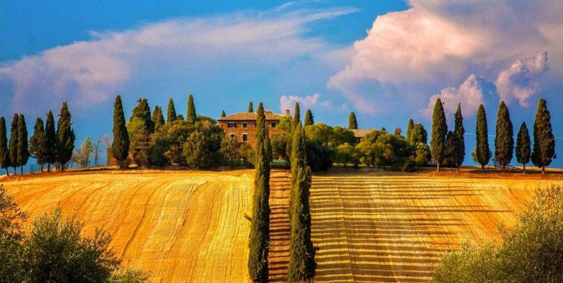 Inmueble en Toscana