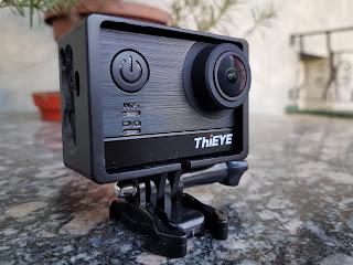 Riview Action Camera Thieye T5 Yang Akan Mengguncang Dunia