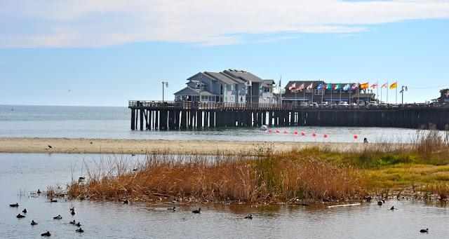 O que ver em Santa Bárbara Waterfront