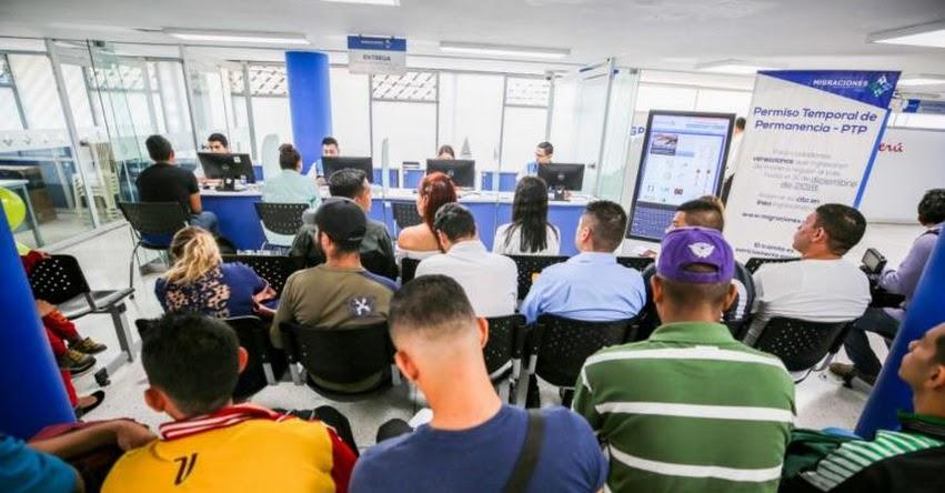 VENEZOLANOS EN PERÚ: Permiso Temporal de Permanencia (PTP) deberán hacerlo solo en el nuevo local de Migraciones de Lima Norte a partir del jueves 15 - www.migraciones.gob.pe