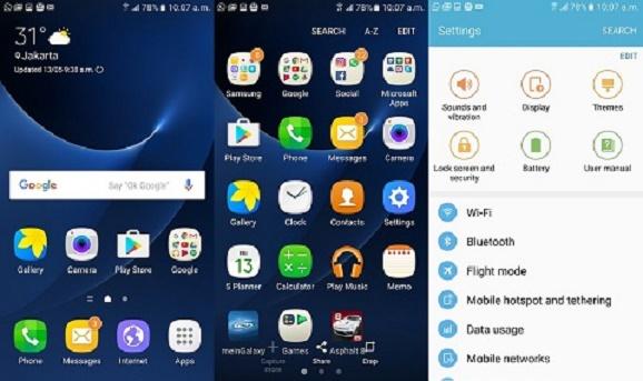 Review Smartphone Samsung Galaxy S7, Layak Jadi Smartphone Andalan