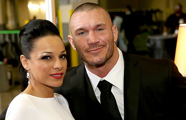 Randy Orton Wife: Kimberly Kessler