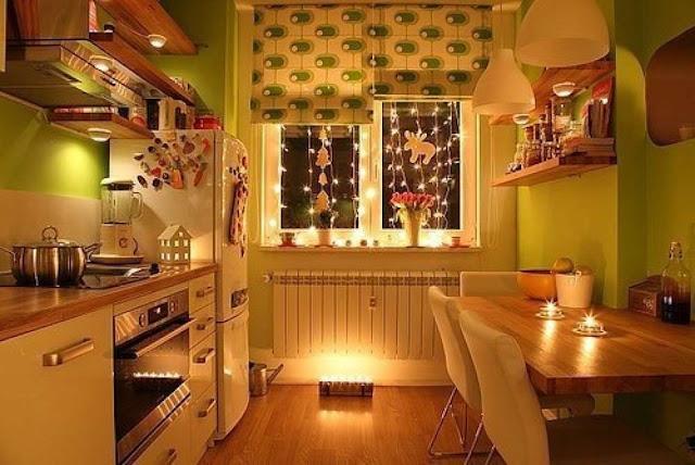 Tủ bếp đẹp và tiện dụng - Mẫu số 4