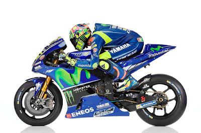 Παρουσίαση 2017 Yamaha Racing MotoGP