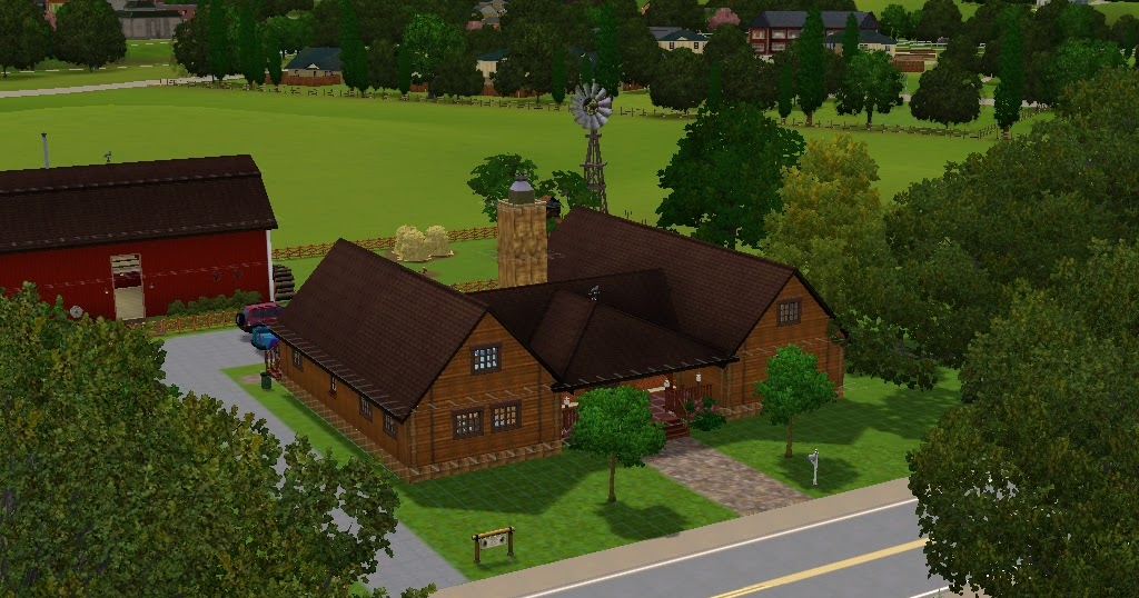 Simsational Me Heartland Ranch