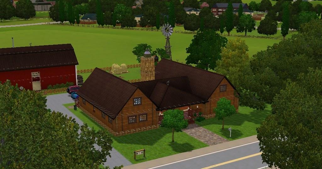 Simsational Me Heartland Ranch