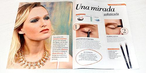 Colección Make Up de Planeta de Agostini fasciculo 5