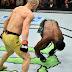 Friburguense Marlon Moraes vence por nocaute e conquista 2ª vitória no UFC