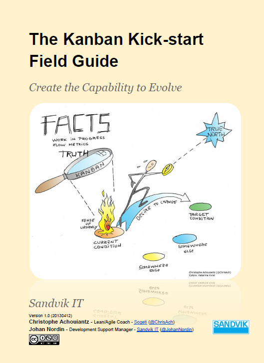 The Kanban Kick-start Field Guide (Cover)