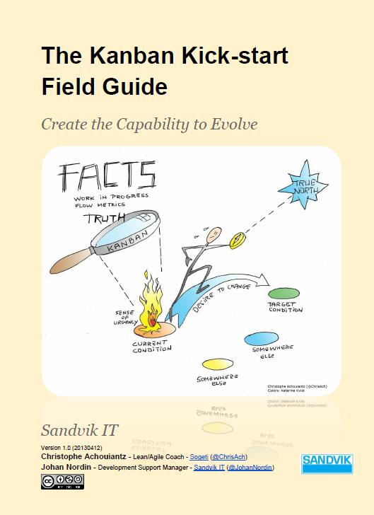 The Kanban Kick-start Field Guide (Cover)