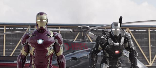 Capitán América Civil War HD 1080p Español Latino cap 2