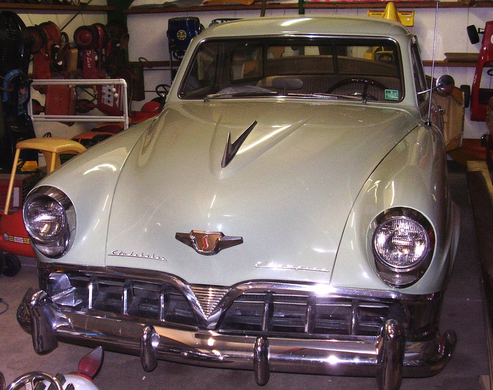 All About Detail Classic Car News: Chasing Classic Cars VI