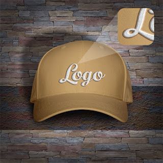 Download mockup topi