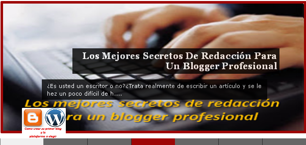 Widget Slideshow para blogger