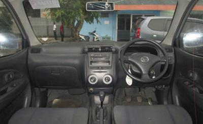 Interior Daihatsu Xenia Gen1 Lawas