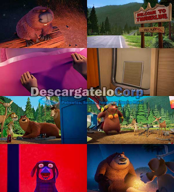 Open Season Scared Silly DVDRip Latino