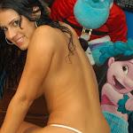 Selena Spice Camiseta Azul, Cachetero Azul, Elmo Comegalletas Foto 148