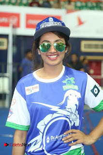 Tejaswi Madivada Stills at CBL 2016 (Celebrity Badminton League) Event ~ Celebs Next