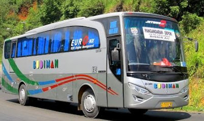 Tiket Bus ke Bandung Via Online
