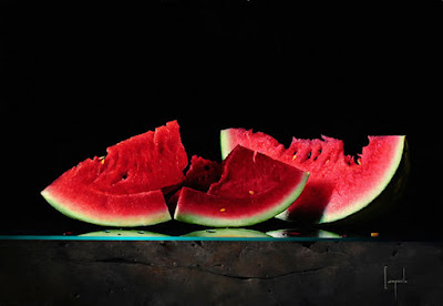 bodegones-frutas-realistas-claroscuro